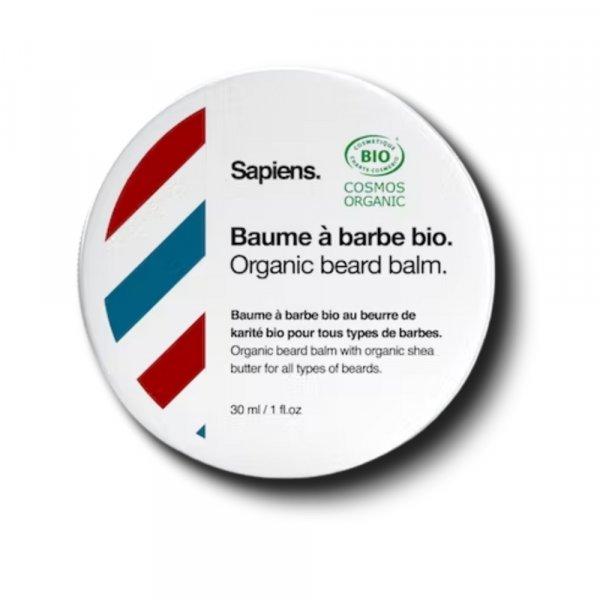 Baume à barbe Sapiens