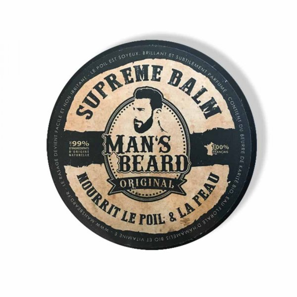 Baume à barbe Supreme Balm Man's beard