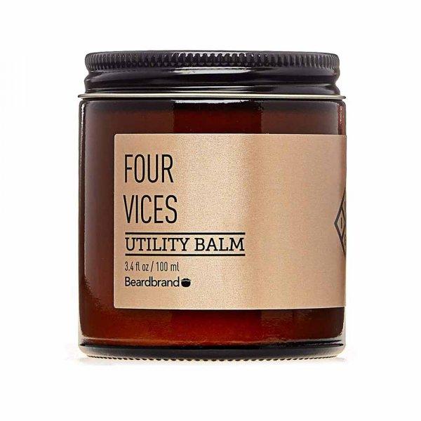 Baume barbe Beardbrand Four Vices Nourrissant