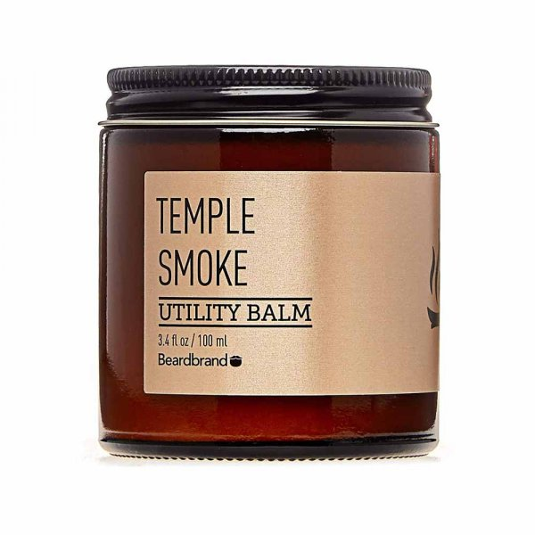 Baume barbe Beardbrand Temple Smoke