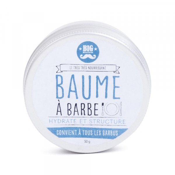 Baume barbe Big Moustache