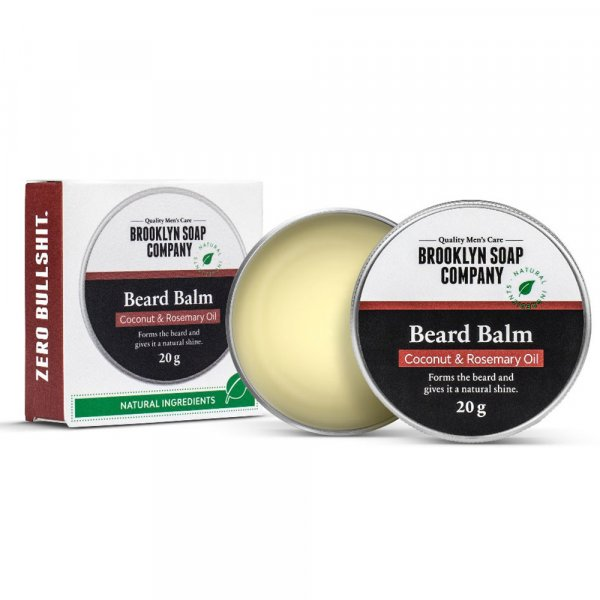 Baume barbe Brooklyn Soap