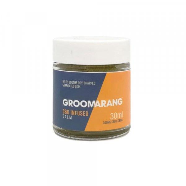 Baume hydratant visage Groomarang CBD