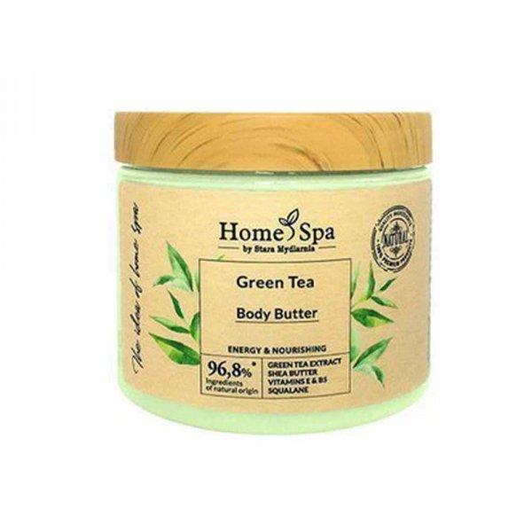 Beurre hydratant corps Bodymania Green Tea