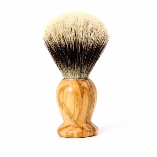 Blaireau de rasage Gentleman Barbier Adam