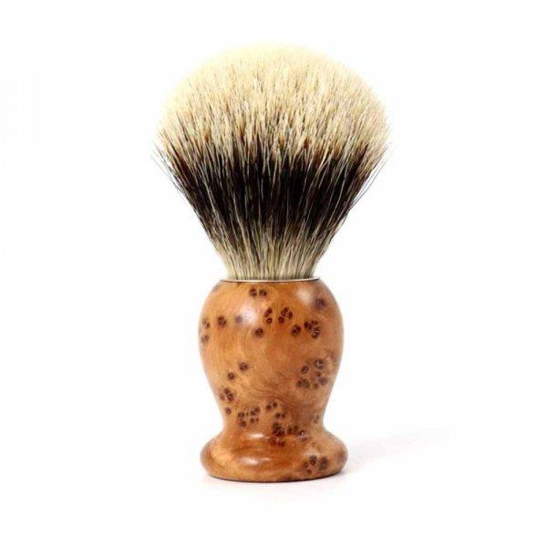 Blaireau de rasage Gentleman Barbier Benoït