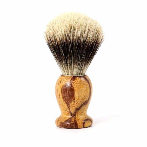 Blaireau de rasage Gentleman Barbier Léo