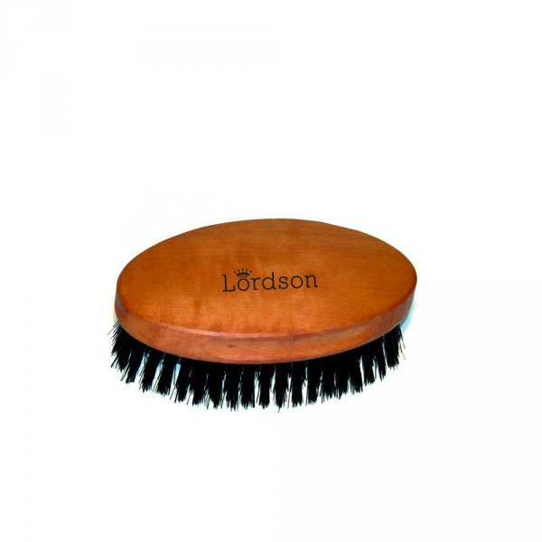Brosse a barbe Lordson ovale avec 7 rangs