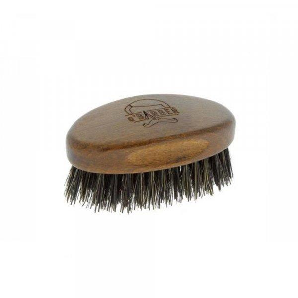 Brosse à barbe ovale petit modèle O'barber