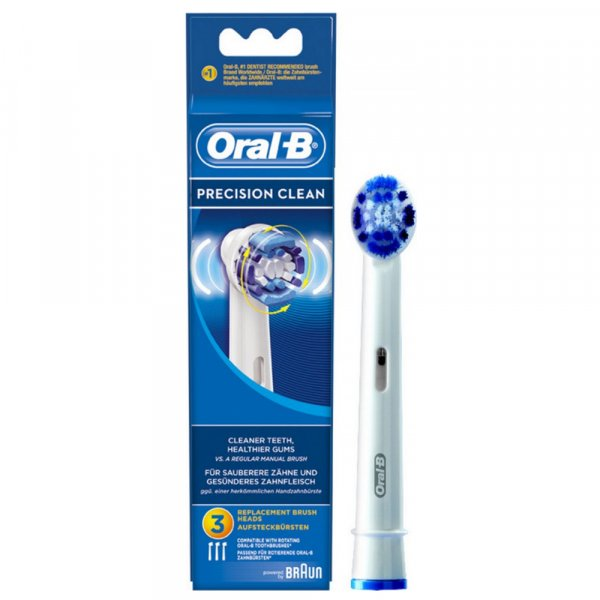 Brossettes Précision Clean ORAL B