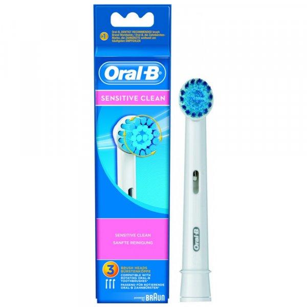 Brossettes Sensitive ultra souple ORAL B