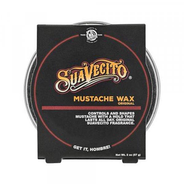 Cire à moustache Suavecito Mustache wax original