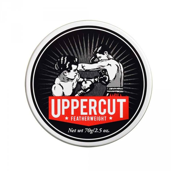 Cire cheveux homme Uppercut Deluxe Featherweight