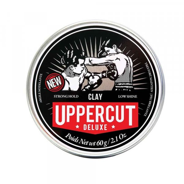 Cire cheveux homme Uppercut Deluxe Matt Clay