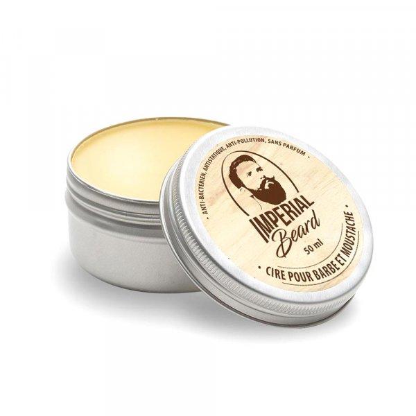 Cire hydratante barbe et moustache Imperial Beard