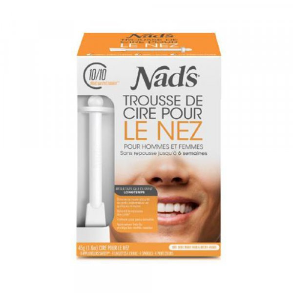 Cire pour le nez Nad's For Men