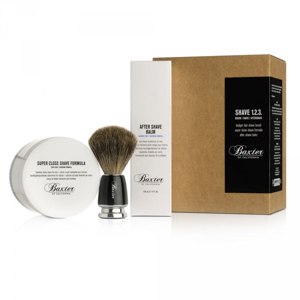 Coffret rasage homme Baxter Of California