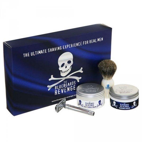 Coffret rasage homme Bluebeards Revenge avec rasoir de sureté