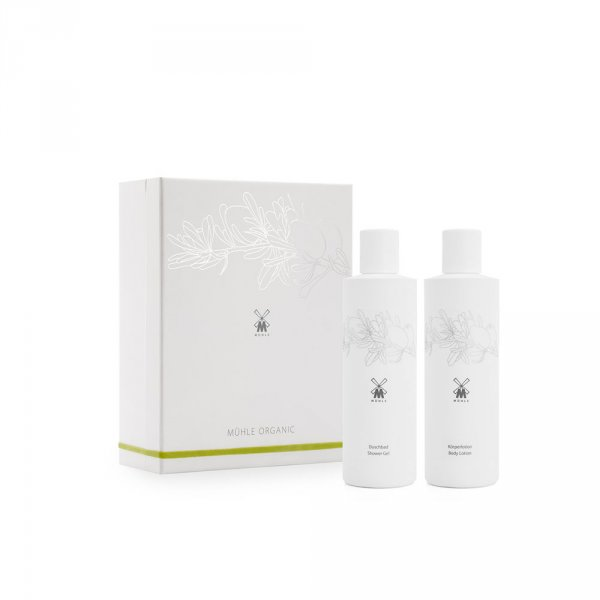 Coffret soin corps homme Muhle