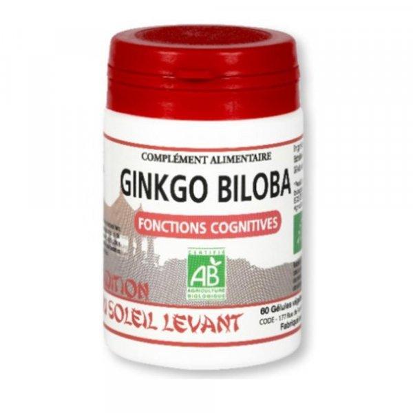 Complement alimentaire Ginkgo Biloba
