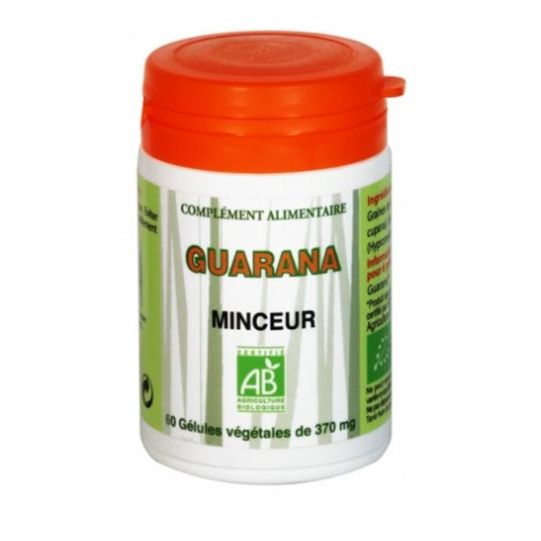 Complement alimentaire Guarana