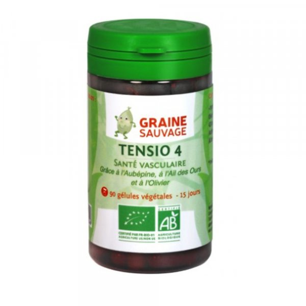 Complement alimentaire Tensio 4