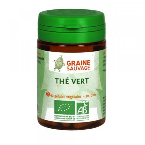 Complement alimentaire Thé vert
