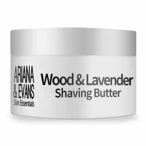 Crème à raser Ariana & Evans Wood & Lavender