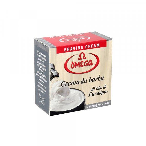 Crème à raser en pot Omega