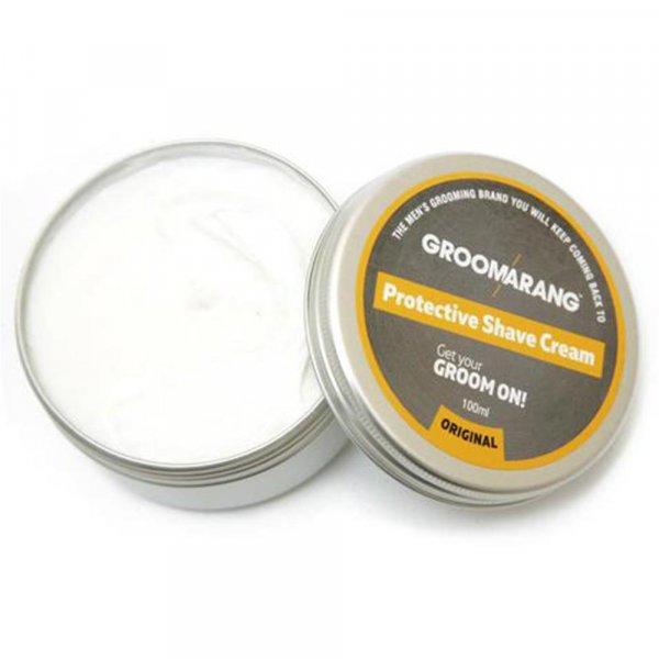 Crème à raser Groomarang