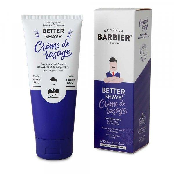 Crème à raser Monsieur Barbier Better Shave