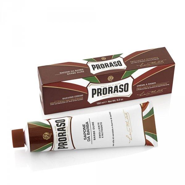 Crème a raser Proraso Rouge