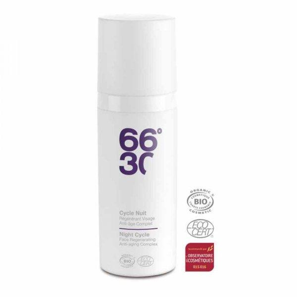 Crème anti âge régénérante 66°30