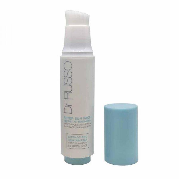 Crème après soleil visage Dr Russo format Click-Brush