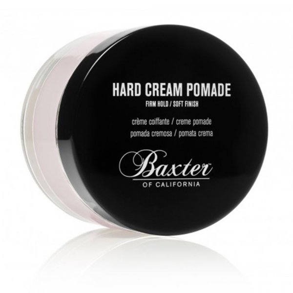 Creme coiffante Baxter Of California fixation forte Hard Cream Pomade