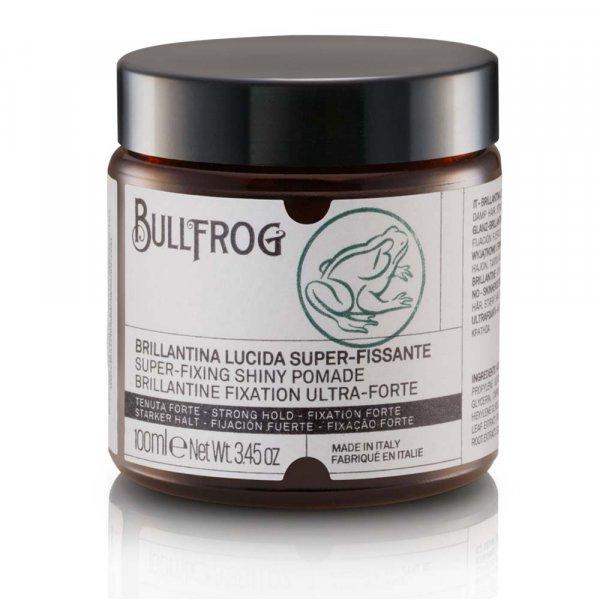 Crème Coiffante Bullfrog Fixation Extra Forte