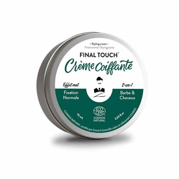 Crème coiffante Monsieur Barbier Final Touch