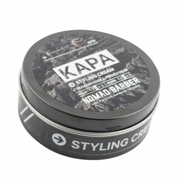 Crème coiffante Nomad Barber Styling Cream KAPA