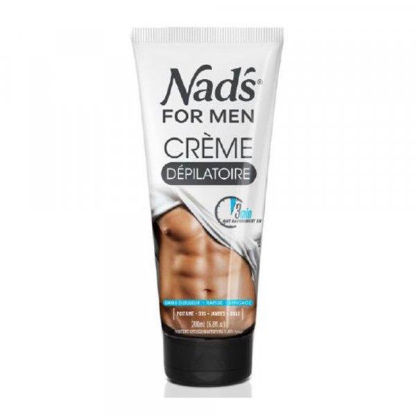 Crème dépilatoire homme Nad's for Men Hair Removal Cream