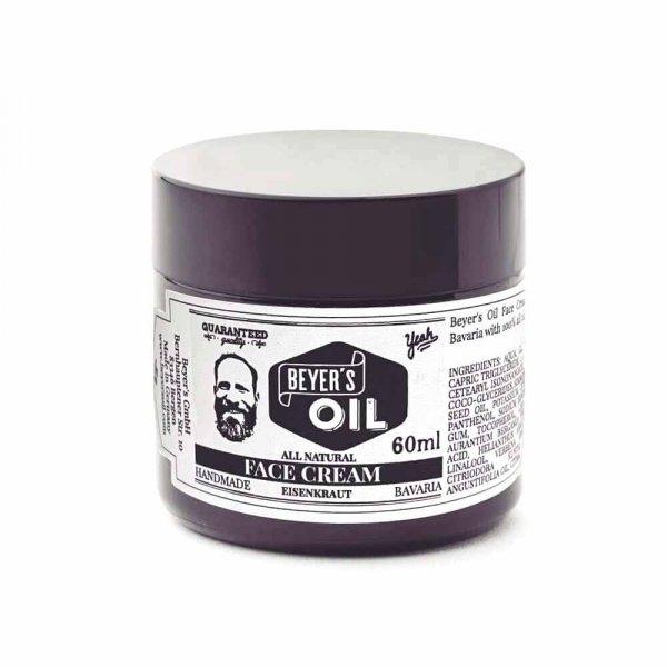 Crème visage homme Beyer's Oil Face Cream