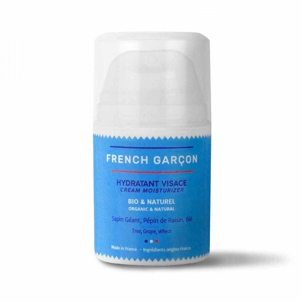 Crème visage homme French Garçon