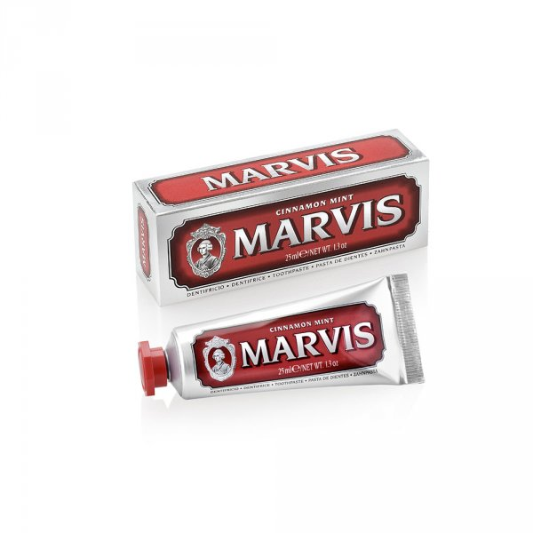 Dentifrice Marvis 25ml Mini Rouge