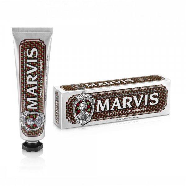 Dentifrice Marvis 75ml Rhubarbe