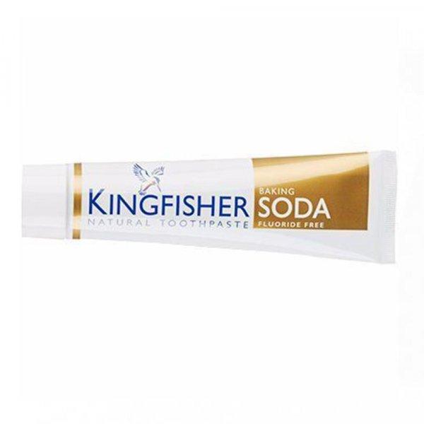 Dentifrice naturel Kingfisher sans fluor