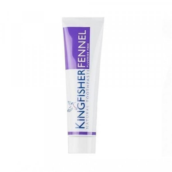 Dentifrice naturel Kingfisher sans fluor