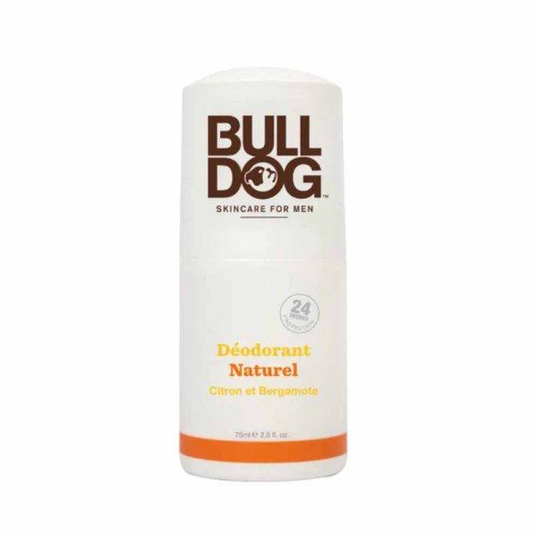 Déodorant naturel Bulldog Citron & Bergamotte