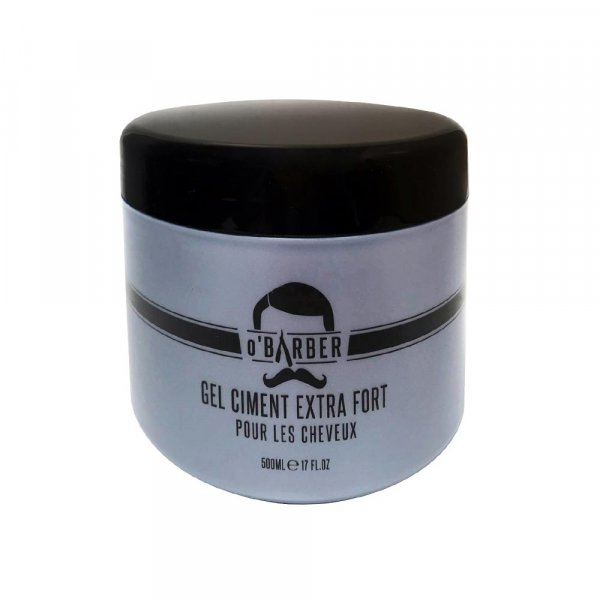Gel cheveux extra fort O'barber