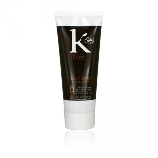 Gel cheveux K pour Karité fixation forte BIO