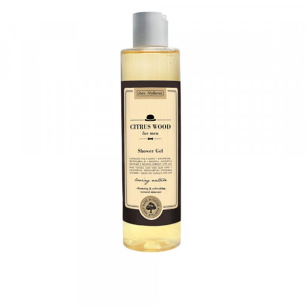 Gel douche citrus wood Body Mania