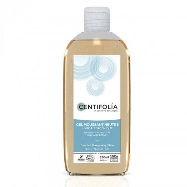 Gel Moussant 3en1 Neutre Hypoallergénique Centifolia